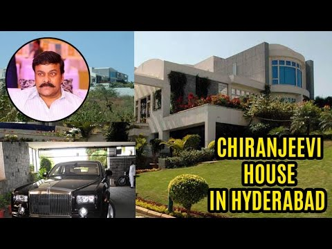 Chiranjeevi House Photos   YouTube Part 27