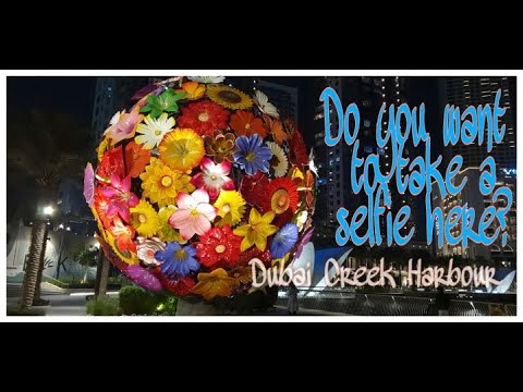 DUBAI CREEK HARBOUR | MARINA | RAS AL KHOR | DUBAI | 🇦🇪