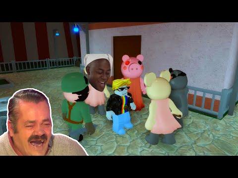 ROBLOX PIGGY FUNNY MEME  (HELP ME) 5000% more funny