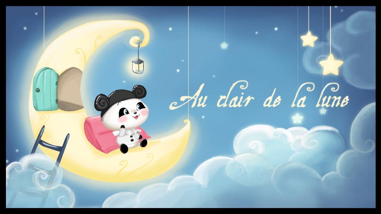 Au clair de la lune comptine des titounis viyoutube - Ouvre moi ta porte pour l amour de dieu ...