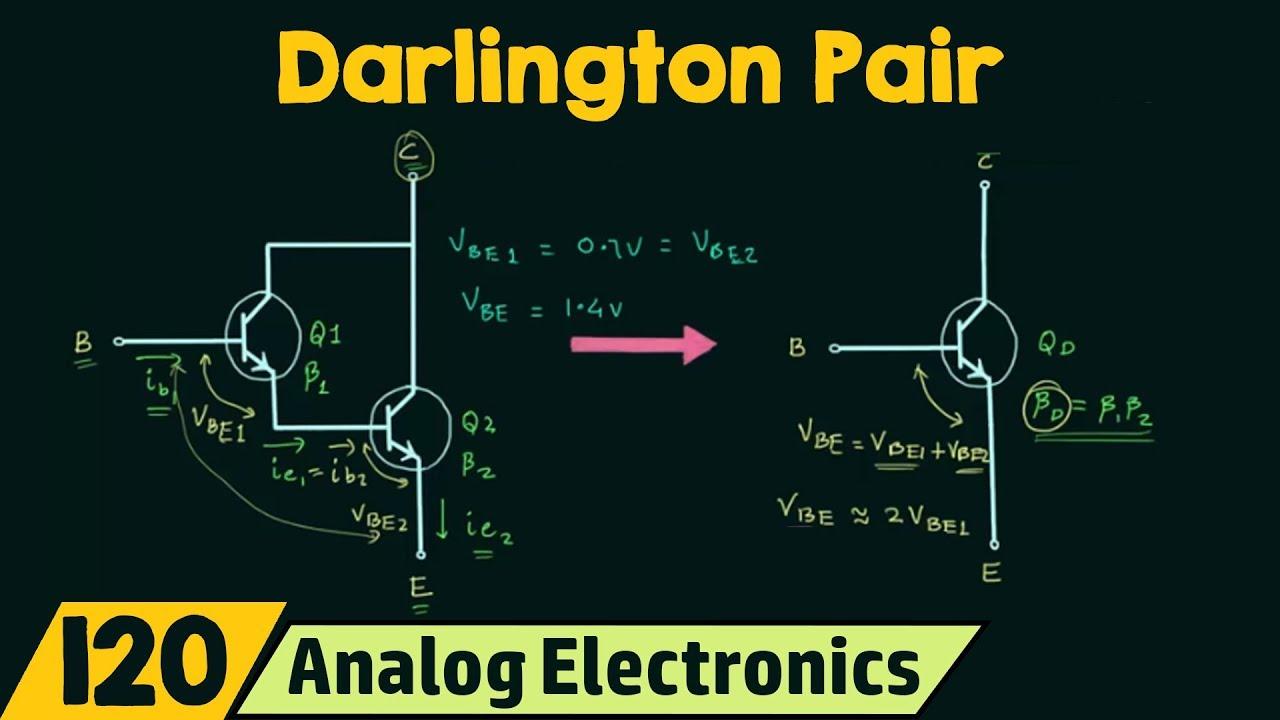 Download Darlington Pair