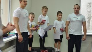 Спортивная Акробатика - Соревнования №1 (ролик)