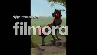 Anime Wolves: Wild Things