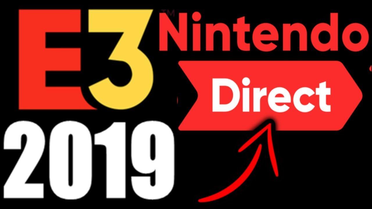 E3 2019 LIVE Nintendo Direct Pressekonferenz (E3 2019 Nintendo Pressekonferenz Switch Livestream) + video