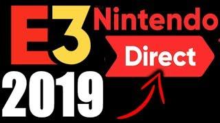 E3 2019 LIVE Nintendo Direct Press Conference (E3 2019 Nintendo Press Conference Switch Livestream)