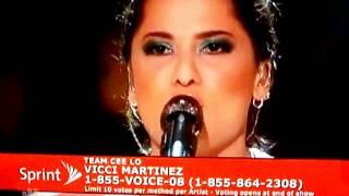 Vicci Martinez-The Voice-Dog Days-6/21/11 DOGDAYS 検索動画 45