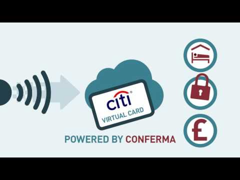 Conferma is Citi's virtual card technology partner for hotel settlement