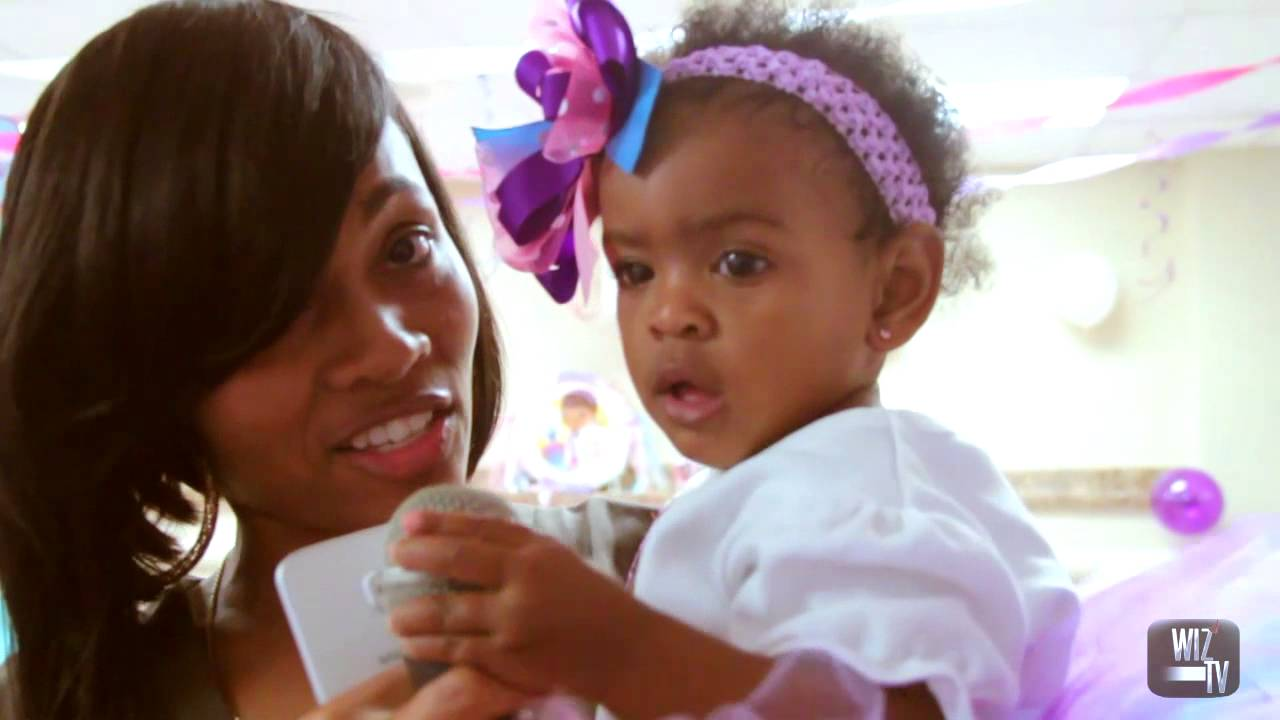 Bria 1st Birthday Party With Doc McStuffins