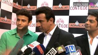 Adaalat | Celebrated Its 400th Episodes With Entire Cast | Part 1