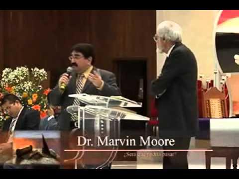 """""""¿Será que podría pasar?"""" Dr  Marvin Moore"""