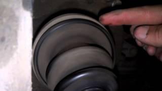 Вибрация по кузову АКПП Toyota Wish 4wd