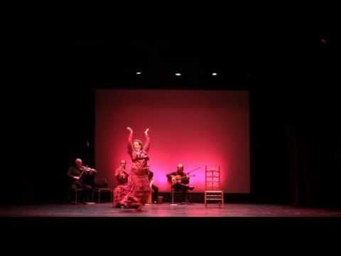 Ritmo Flamenco Toronto Production of Vida Flamenca Part 1