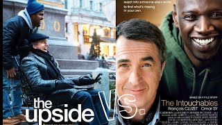 The Upside Trailer (2018) VS The Intouchables Trailer (2011) HD