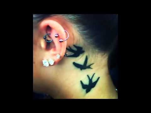 Cool bird tattoos Design - Girls, Female Tattoos Ideas and Inspiration HD