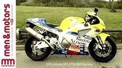 2001 Honda SP1 VTR1000 Review