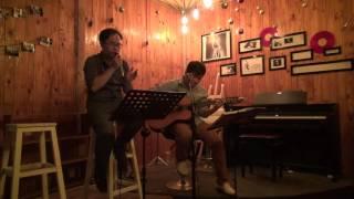 """Cát bụi - Vinh Phạm [Đêm nhạc """"Ru tình"""" - Xương Rồng Coffee & Acoustic]"""