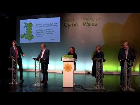 Arfor: Trafodaeth yng Nghynhadledd Plaid Cymru