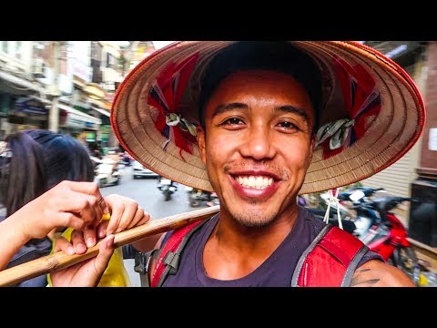 56 | HANOI OLD QUARTER WHIZZZZ (Southeast Asia Travel VLOG)