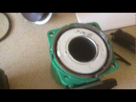 Wilo Pump coil is full of water  tripping Fuse - boiler service, gas fire, gas cooker