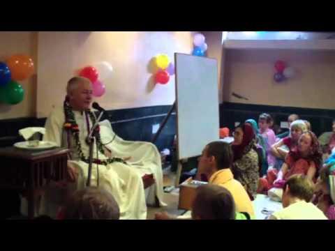 Шримад Бхагаватам 6.3.23 - Чайтанья Чандра Чаран прабху