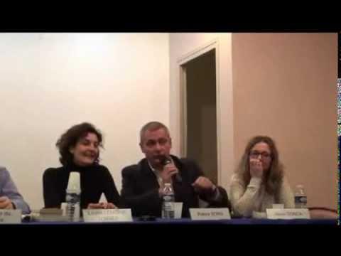 """""""Le Doublage des Séries Policières"""" - Salon des Séries 2013 (1)"""