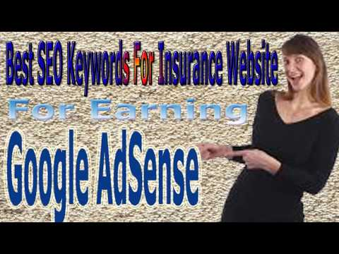 SEO Keywords for Auto Insurance Company & Cheap Car Insurance Website