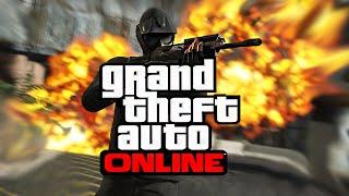 GTA 5 Online PC Gameplay