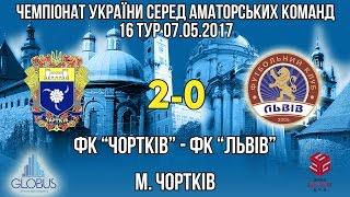 ФК Чорткв Педунверситет   ФК Львв. Огляд матчу