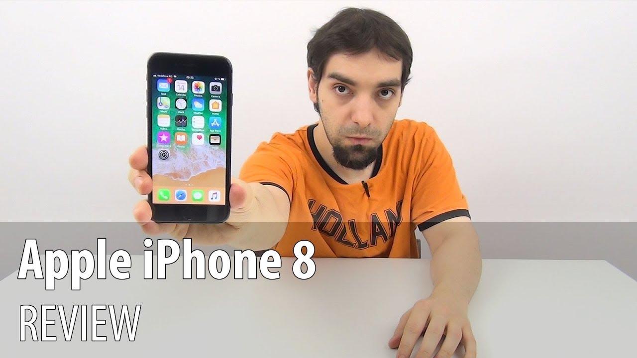 iPhone 8 Review în Limba Română (Telefon cu ecran de 4.7 inch, încărcare wireless)