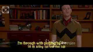 "[Lyrics+Vietsub] GLEE - Defying Gravity from ""100"" Episode"