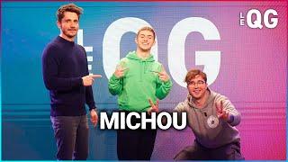 LE QG 58 - LABEEU & GUILLAUME PLEY avec MICHOU