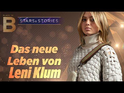So startet Leni Klum mit ihrer Model-Karriere durch | PLACE TO B Stars & Stories