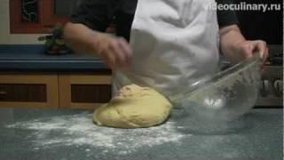 Дрожжевое опарное тесто  - Рецепт Бабушки Эммы