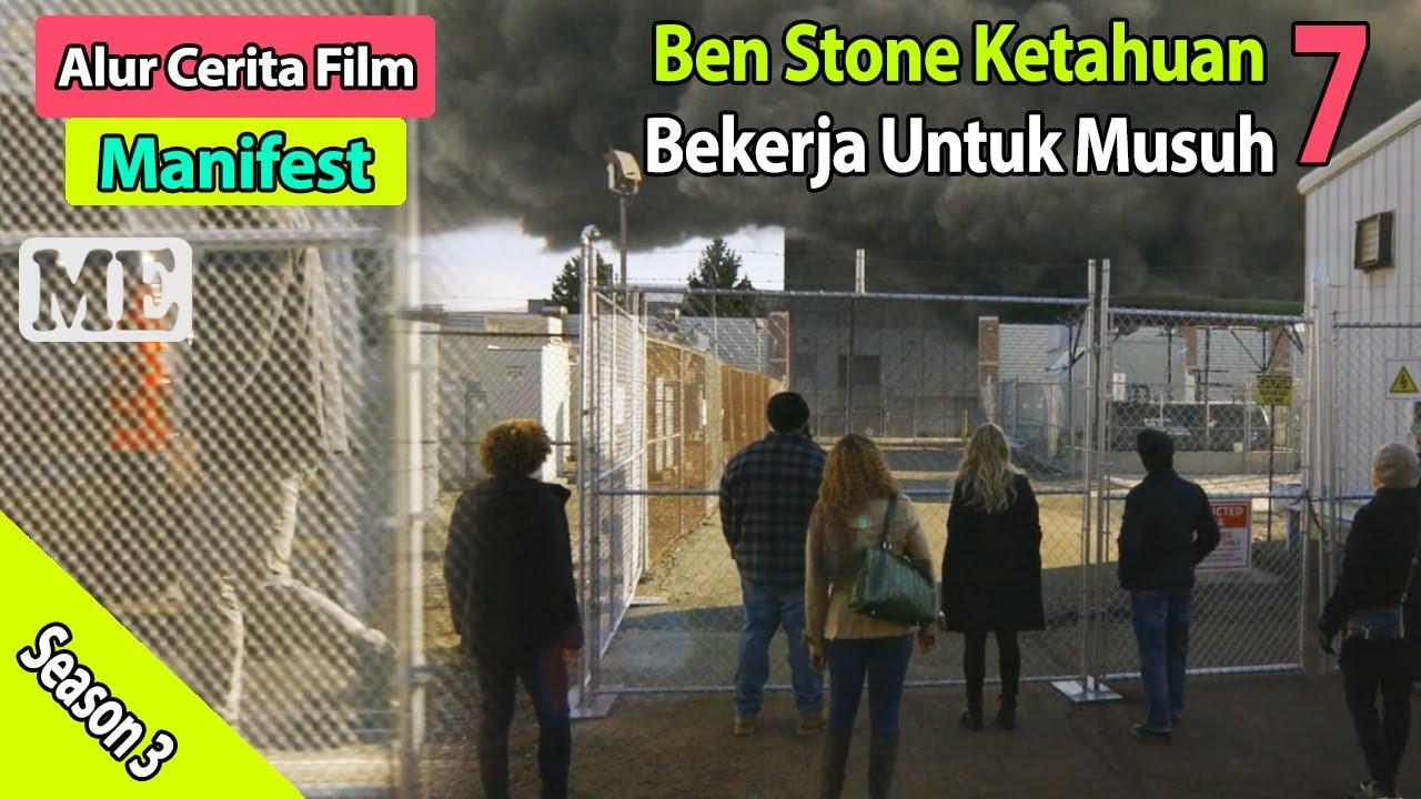 Download Ben Stone Ketahuan Bekerja Untuk Musuh - Alur Cerita Film Manifest S3 Episode 7
