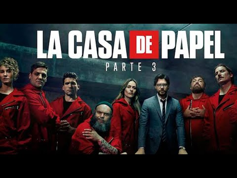 Download Money heist Season 3 Original Soundtrack - La casa de papel  Banda Sonora Original Temporada 3