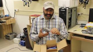 CDR-Labs - MRT Ultra Data Recovery 4 Channel SATA 1 IDE Tool Unboxing [ Viewpoints ]