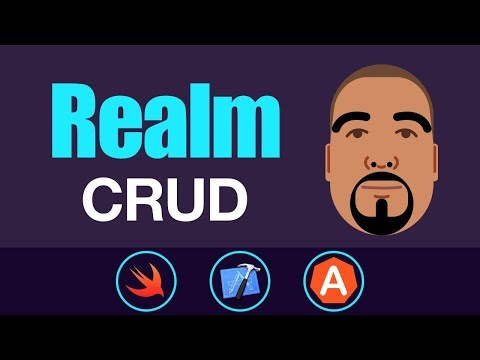 Realm: CRUD | Swift 4, Xcode 9