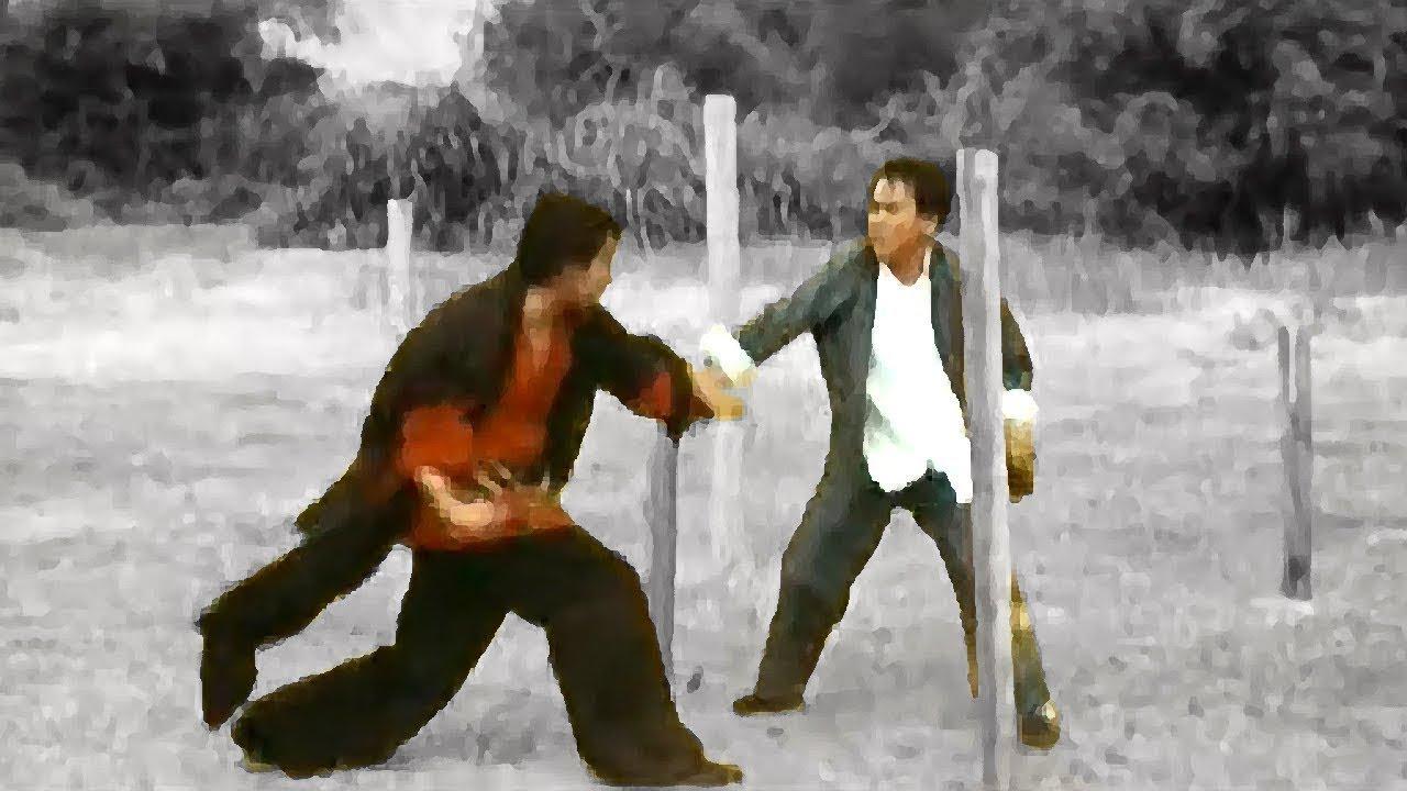 Драка японцев в китайской школе кунг фу | Fight the Japanese in the Chinese school of kung fu
