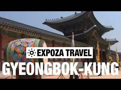Gyeongbok-Kung (South-Korea) Vacation Travel Video Guide