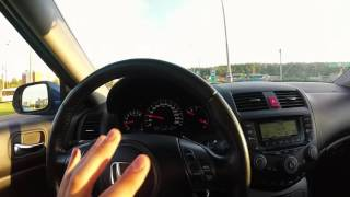 Обзор Хонда Аккорд 7 Тайп с , стоит ли покупать Honda Accord VII Type S 2 4, АКПП