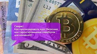 Как зарабатывать на курсе биткоина бинарные опционы