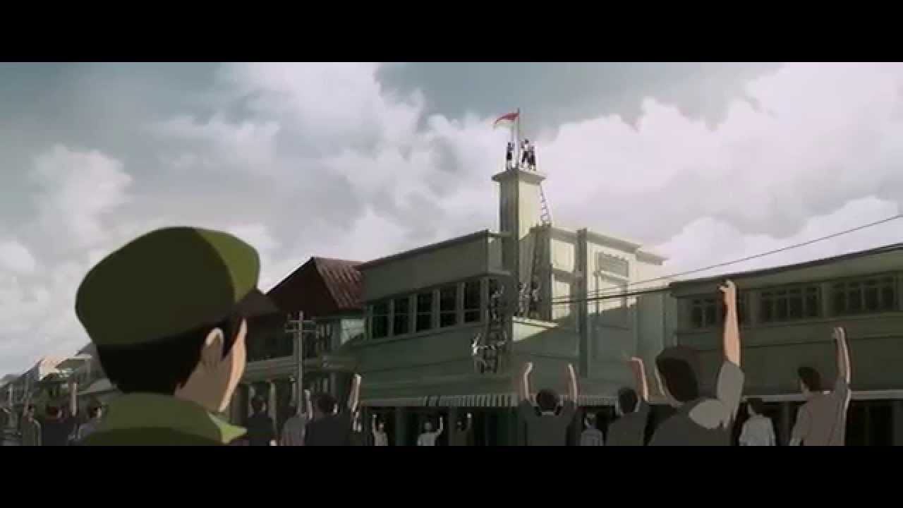 trailer animated feature film battle of surabaya official