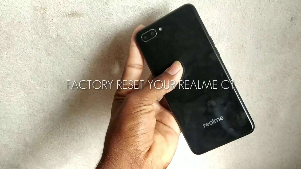Realme C1 Factory Reset | Reset Realme C1 Mobile | Arshad Tech Videos