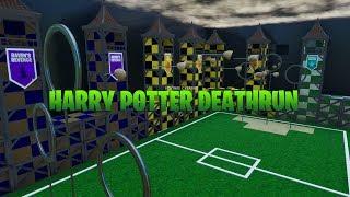 Harry Potter Deathrun (Fortnite Creative Map + Code)