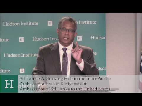 Sri Lanka: A Growing Hub in the Indo-Pacific