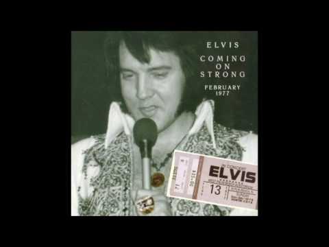 Elvis Presley - Coming On Strong- February 16, 1977 CD 2 Full Album