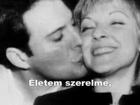 Queen-Love of my life-magyar fordítással
