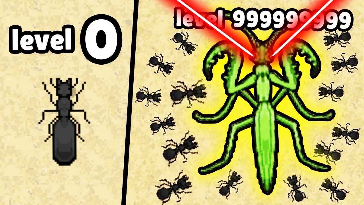 Can I Defeat MAX LEVEL BOSS in Pocket Ants?