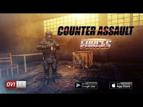 Counter Assault Forces - Android & iOS - Trailer