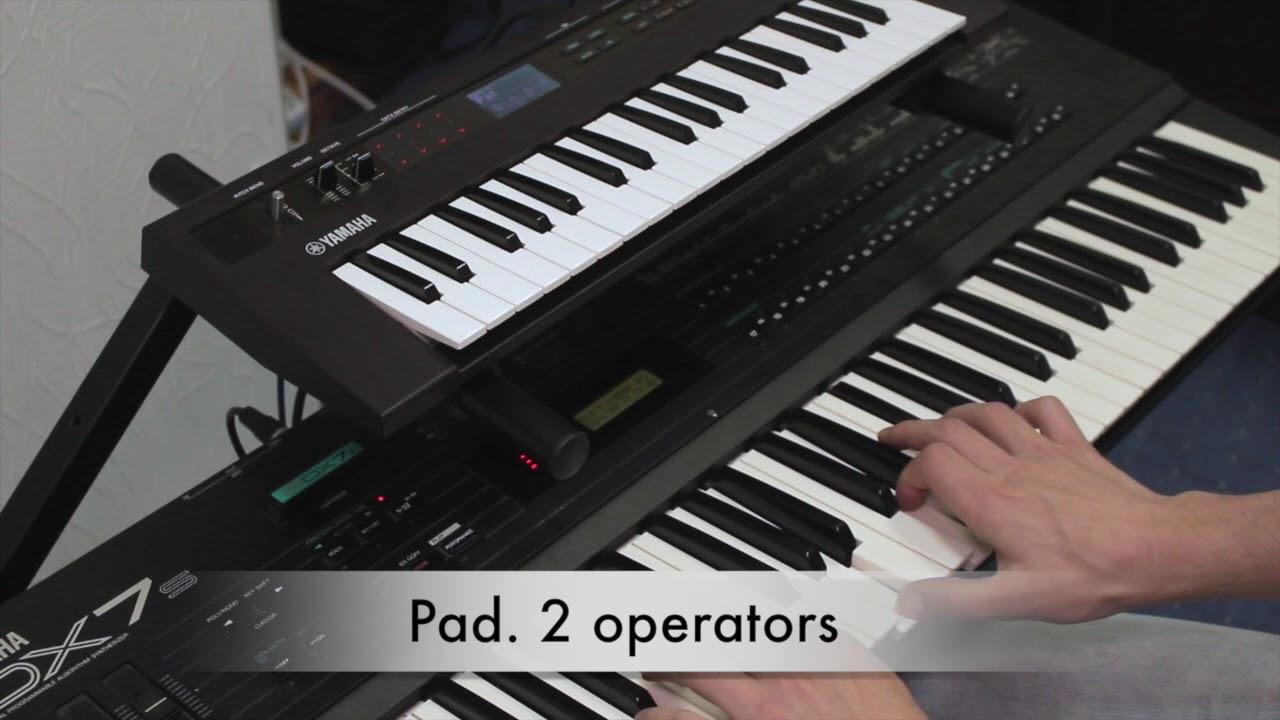 Reface DX VS DX7!! | Keyboard Forums